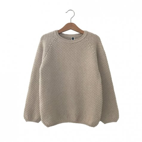 ARMEL Sweater HOT MILK