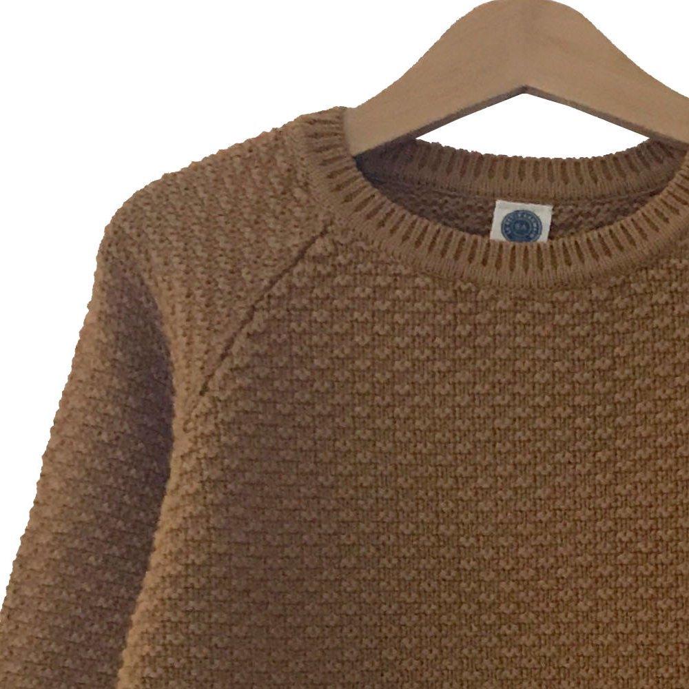 【SUMMER SALE 30%OFF】ARMEL Sweater CURCUMA img1