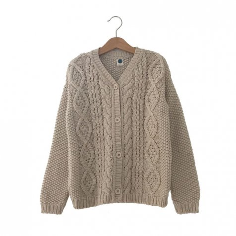 MILOU Cardigan HOT MILK
