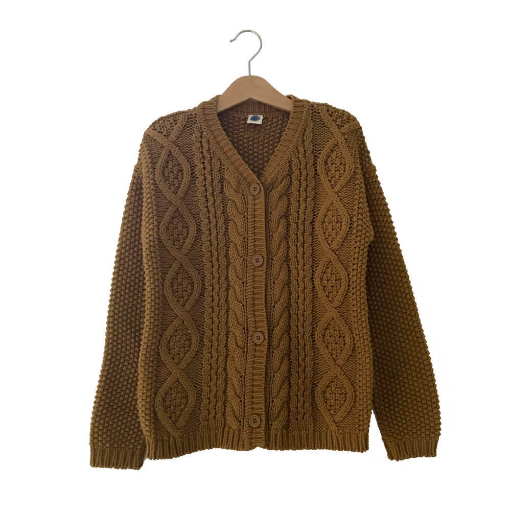 【SUMMER SALE 30%OFF】MILOU Cardigan CURCUMA img