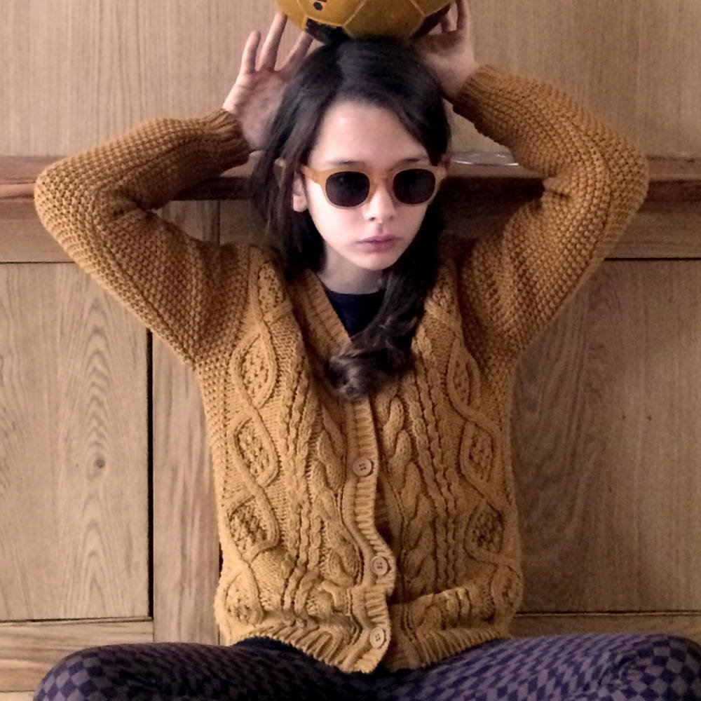【WINTER SALE 20%OFF】MILOU Cardigan CURCUMA img4