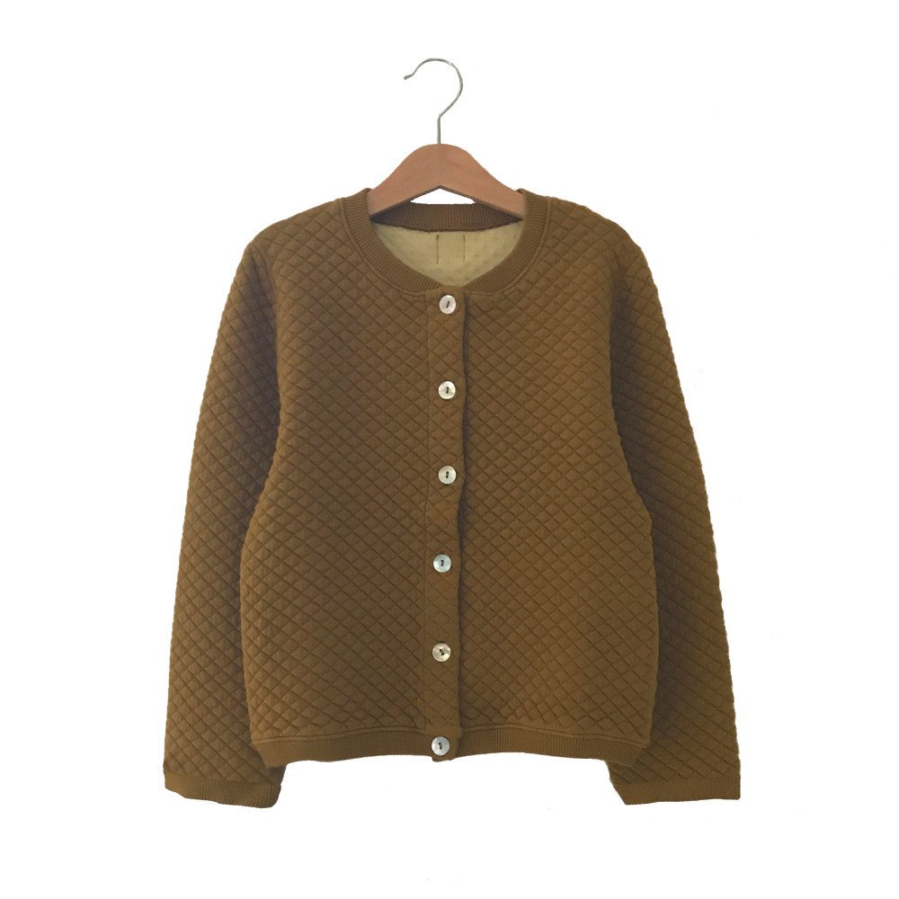 【SUMMER SALE 30%OFF】GIO Quilted Jacket CURCUMA img