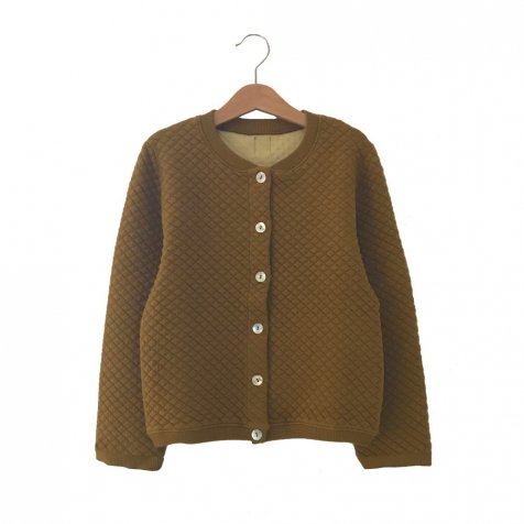 【40%OFF】GIO Quilted Jacket CURCUMA