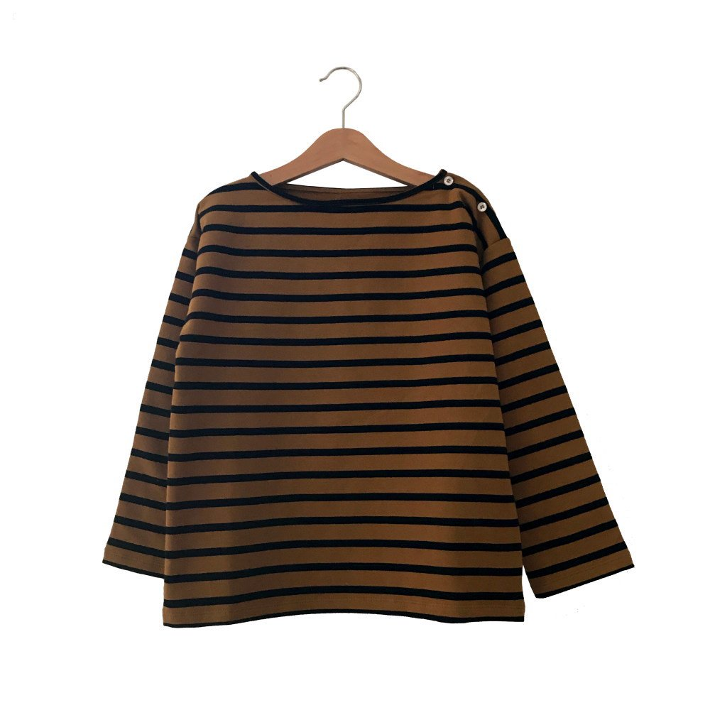 【SUMMER SALE 30%OFF】GUILHEM Sailor Sweater CURCUMA img
