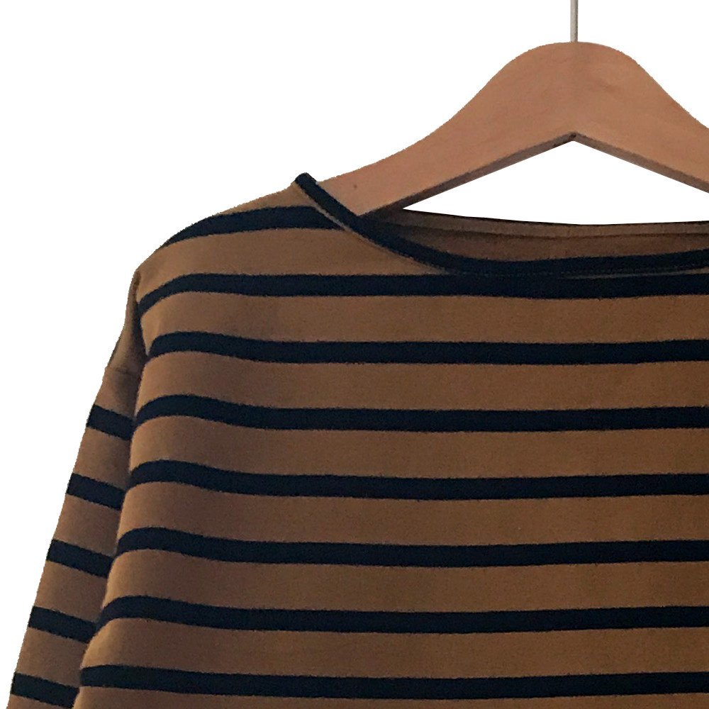 【SUMMER SALE 30%OFF】GUILHEM Sailor Sweater CURCUMA img1