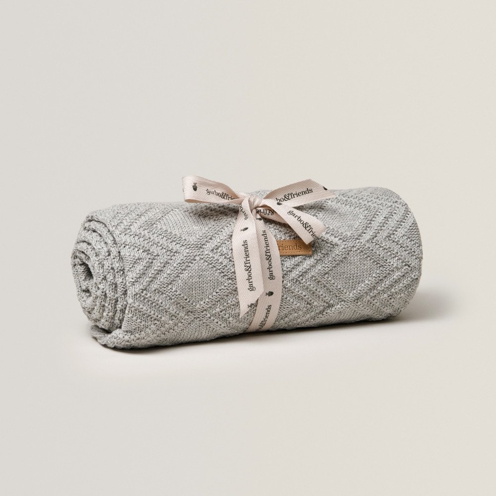 Ollie Gray Blanket img