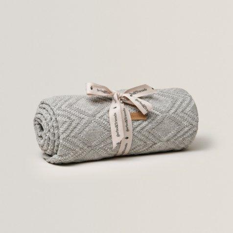 Ollie Gray Blanket