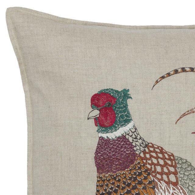 Pheasant Pillow img1