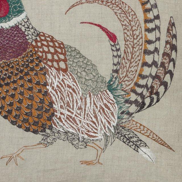 Pheasant Pillow img2