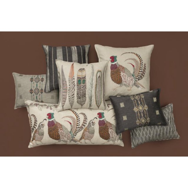 Pheasant Pillow img4