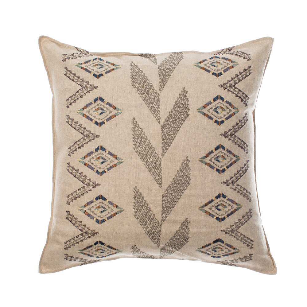 Herringbone Diamond Pillow img