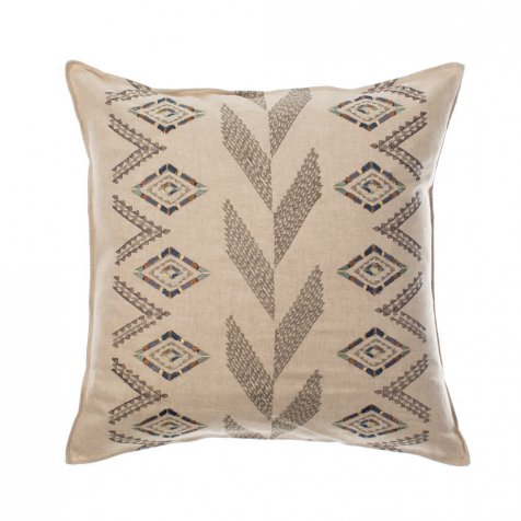Herringbone Diamond Pillow