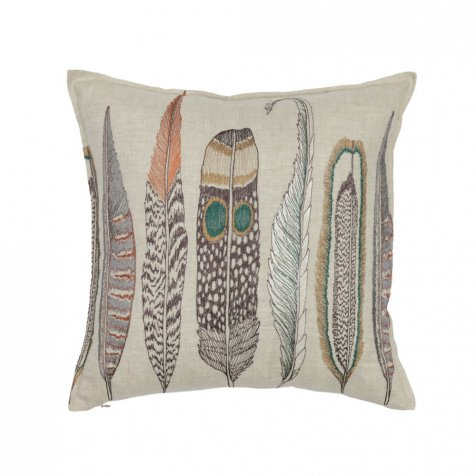 Large Feathers Pillow