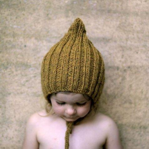 Chubby Pixie hat Straw