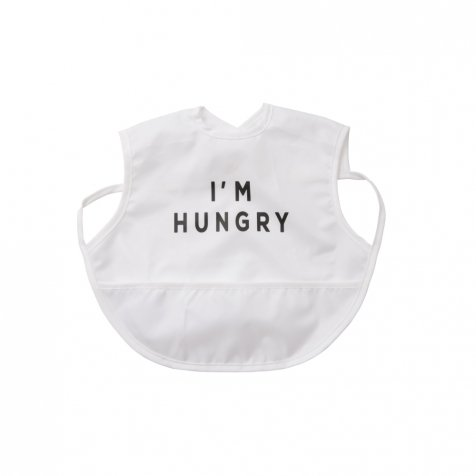 POCKETABLE BIB BIBIB I'm Hungry