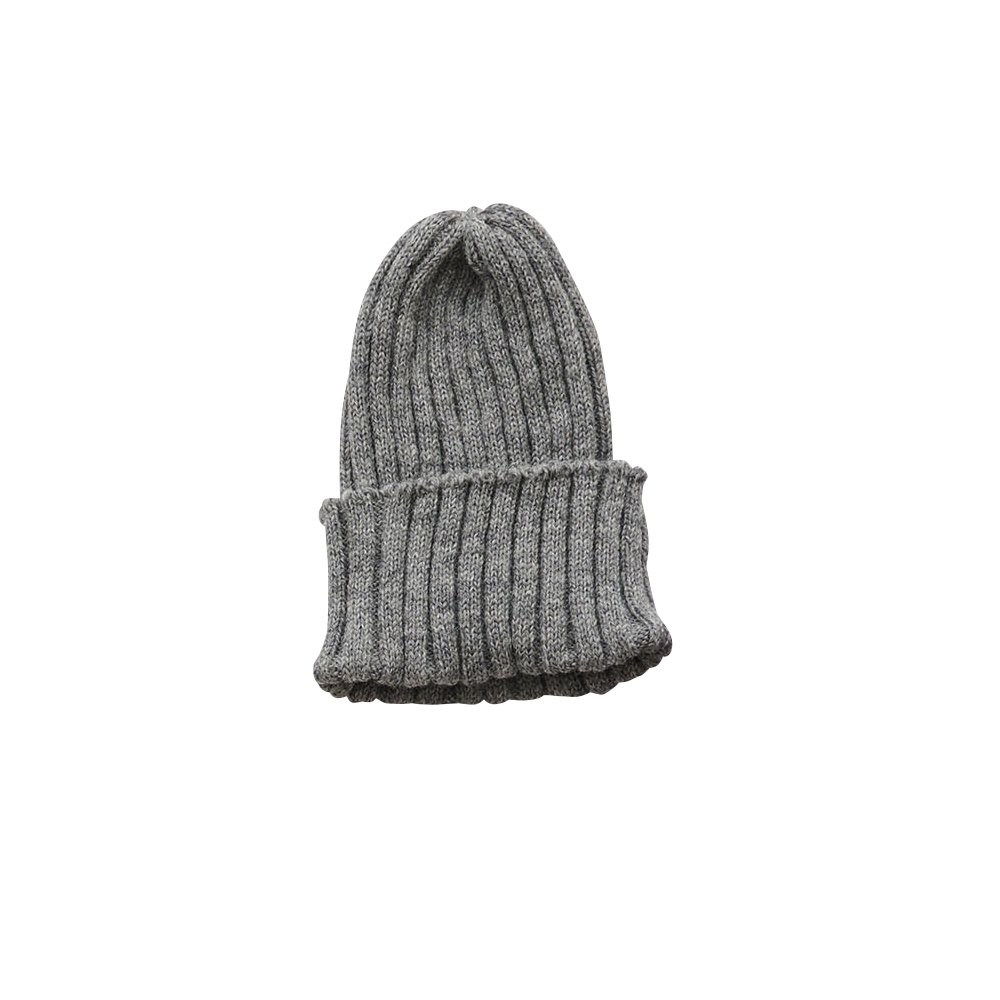 【WINTER SALE 20%OFF】7G4X4 Watchcap-BW Grey img