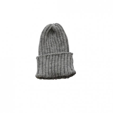 【WINTER SALE 20%OFF】7G4X4 Watchcap-BW Grey