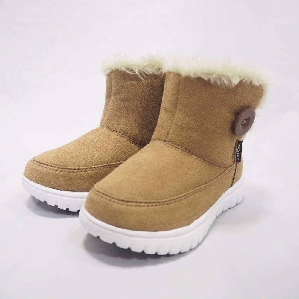 【WINTER SALE 20%OFF】Snow Boots BEIGE img1