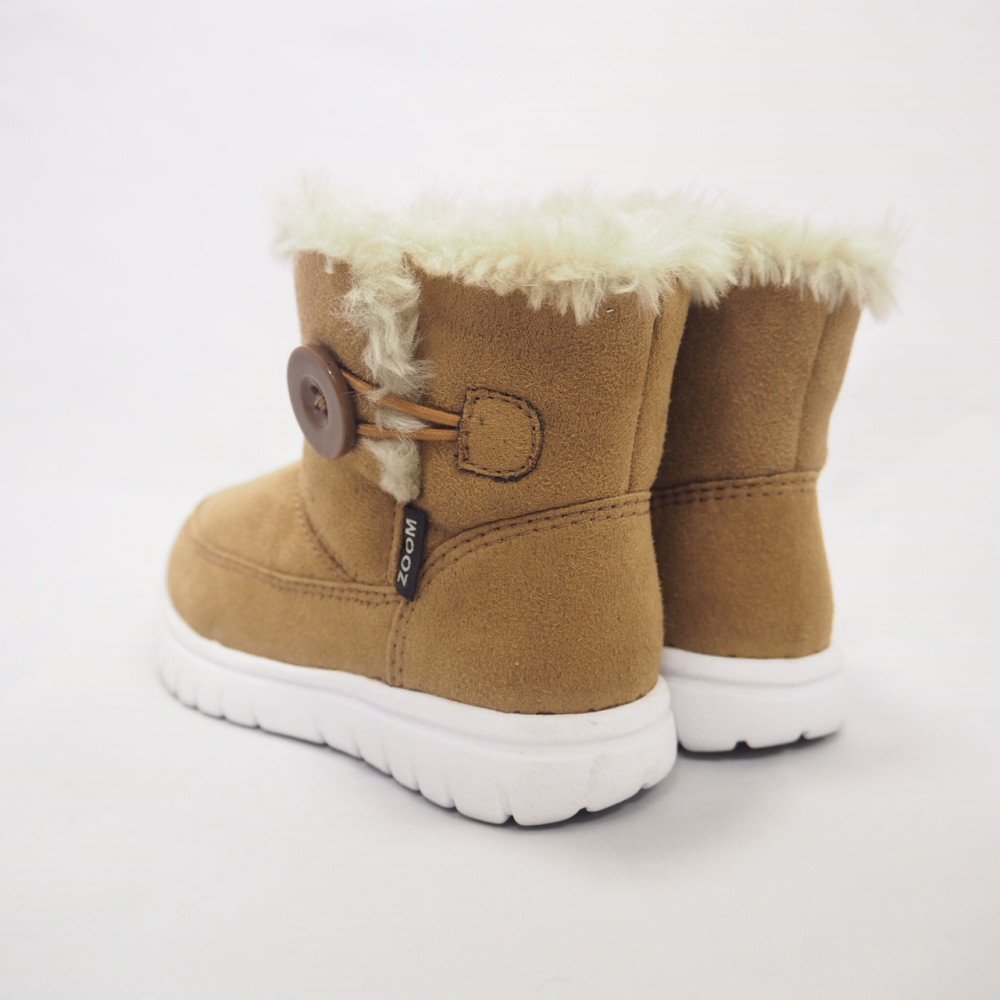 【WINTER SALE 20%OFF】Snow Boots BEIGE img2