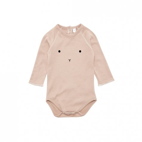 BUNNY BODYSUIT CLAY