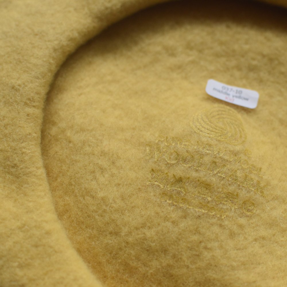 【WINTER SALE 20%OFF】Flora Baret with Antena 10.middle yellow Kid / Adult img4