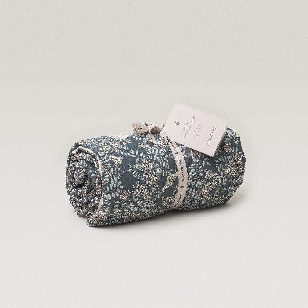 【1月入荷分ご予約受付中】Fauna Filled Blanket img
