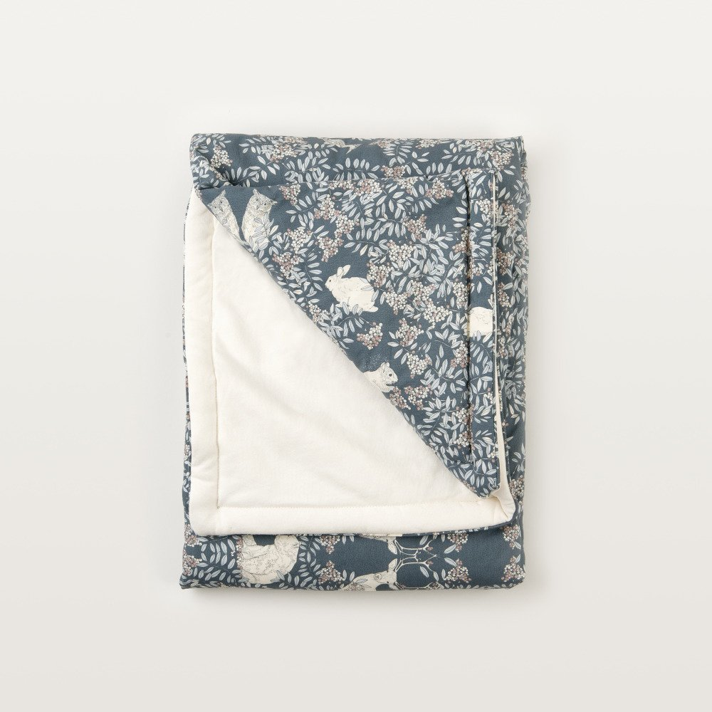 【1月入荷分ご予約受付中】Fauna Filled Blanket img2