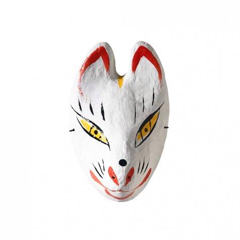 狐(きつね)のお面