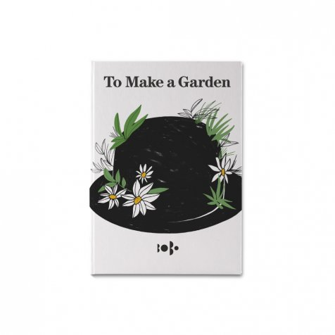 2019SS No.119297 To make a garden petit book