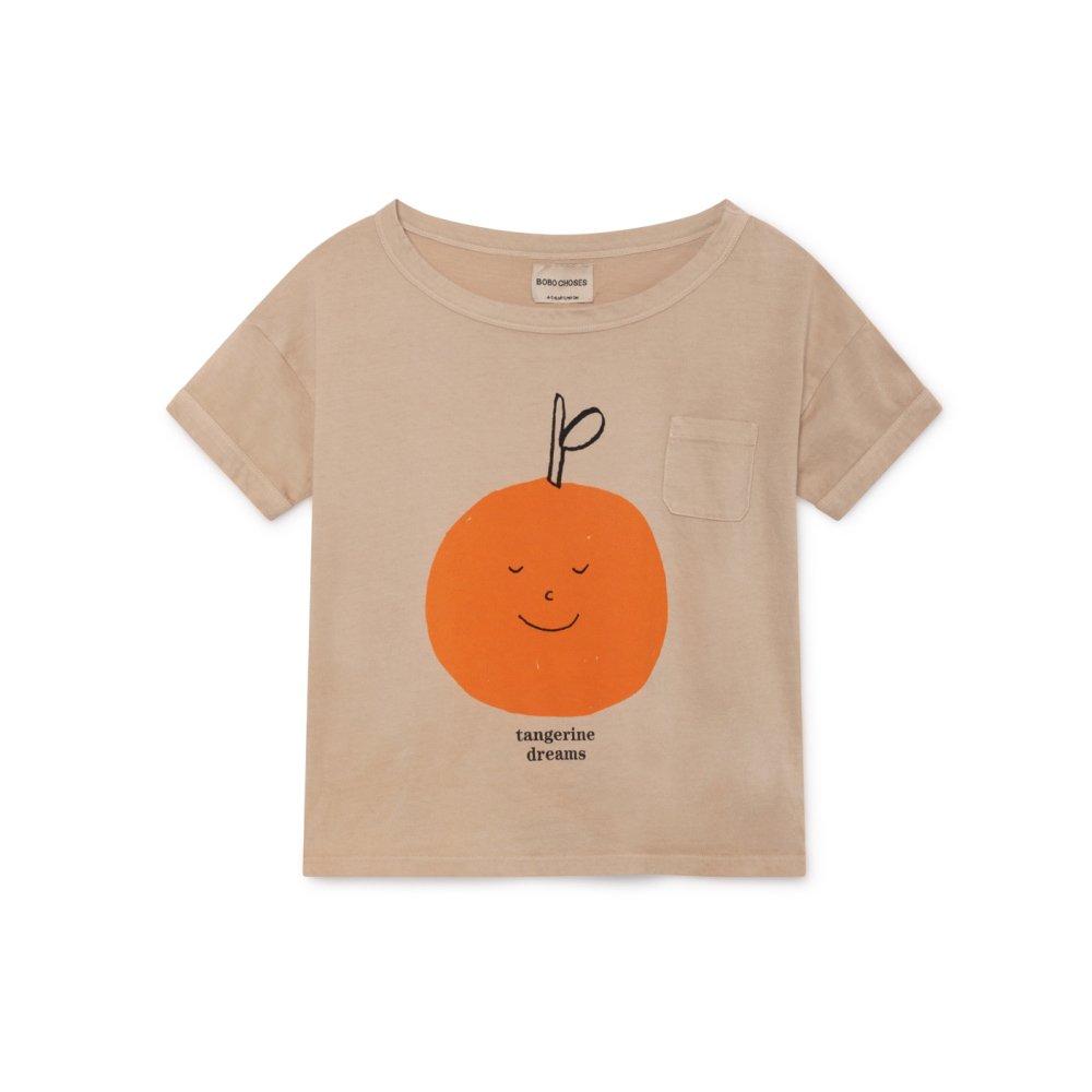 【追加決定】2019SS No.119003 Tangerine Dreams Short Sleeve T-Shirt img