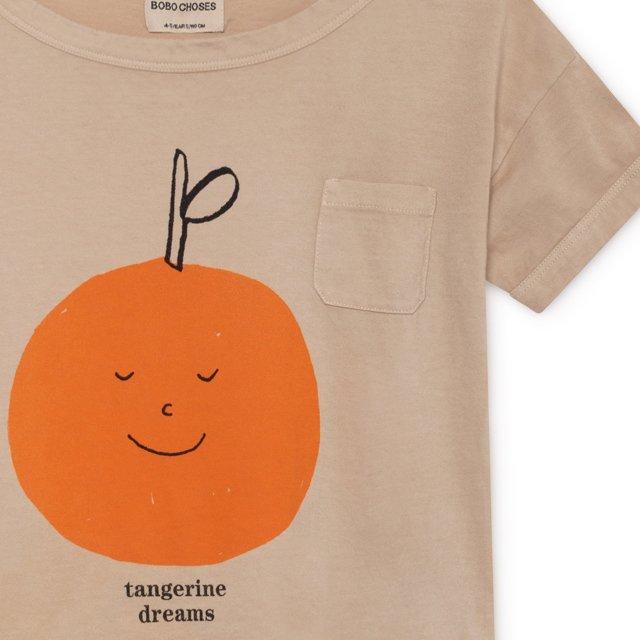 【追加決定】2019SS No.119003 Tangerine Dreams Short Sleeve T-Shirt img1