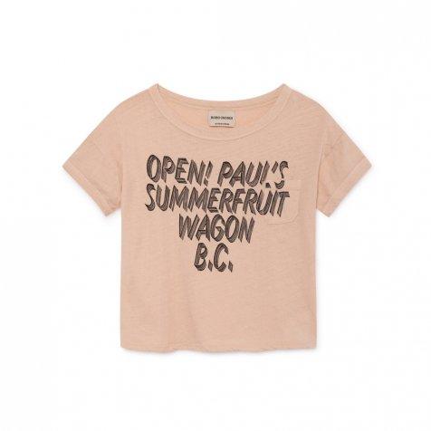 【1月末入荷予定】2019SS No.119014 Open Linen T-Shirt