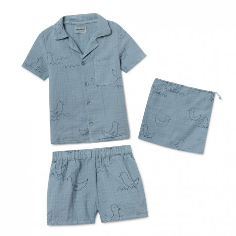 【SUMMER SALE 20%OFF】 2019SS No.119045 PyjamOut Geese