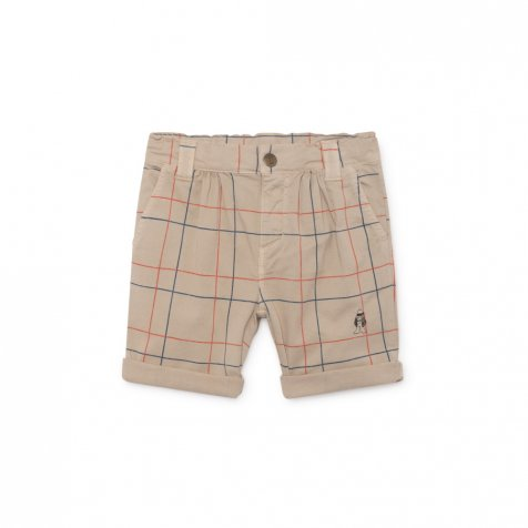 【20%OFF→30%OFF】2019SS No.119065 Lines Chino bermuda