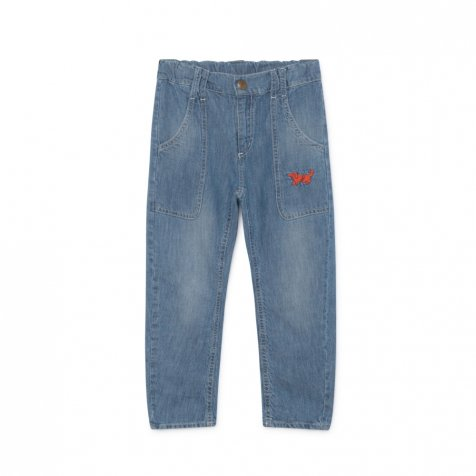 【20%OFF→30%OFF】2019SS No.119076 Rabbit Jeans