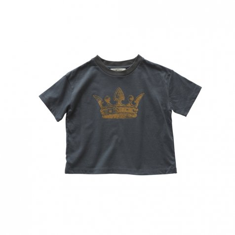 crown T-shirts charcoal