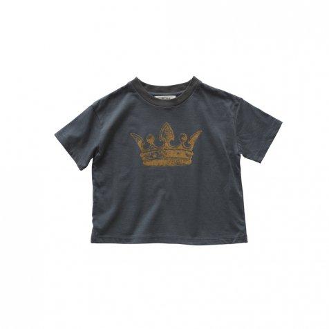 【1/25発売開始】crown T-shirts charcoal