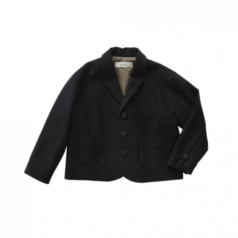 ceremony tailored jacket black