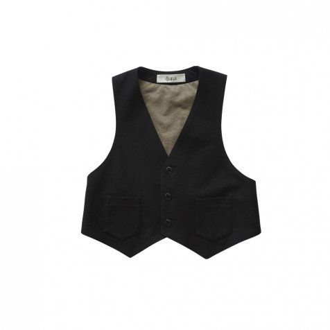 ceremony vest black