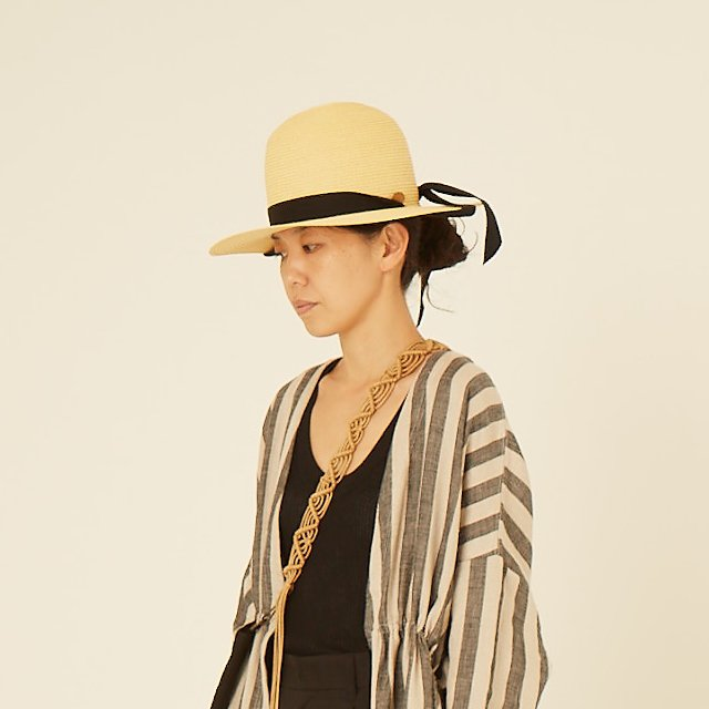 【SUMMER SALE 20%OFF】 grassland HAT by CA4LA natural 大人用 img3