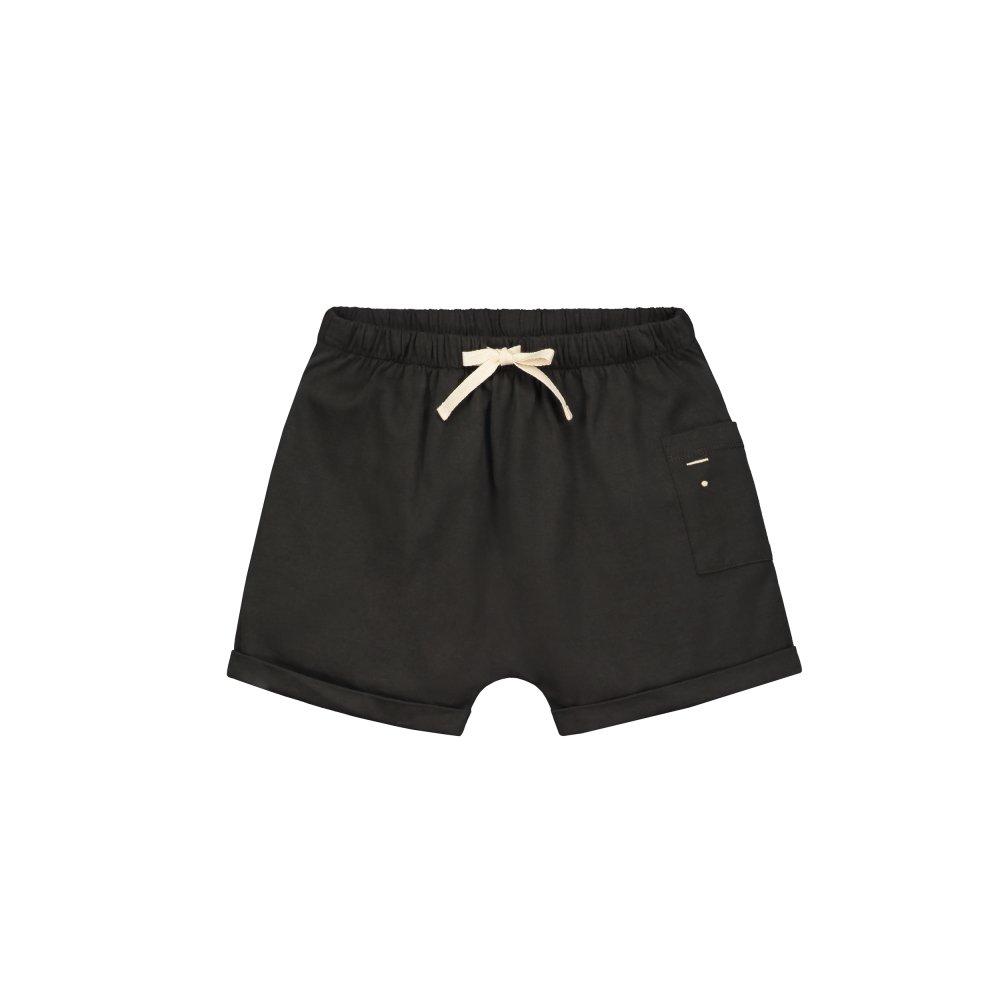【SUMMER SALE 20%OFF】One Pocket Shorts Nearly Black img
