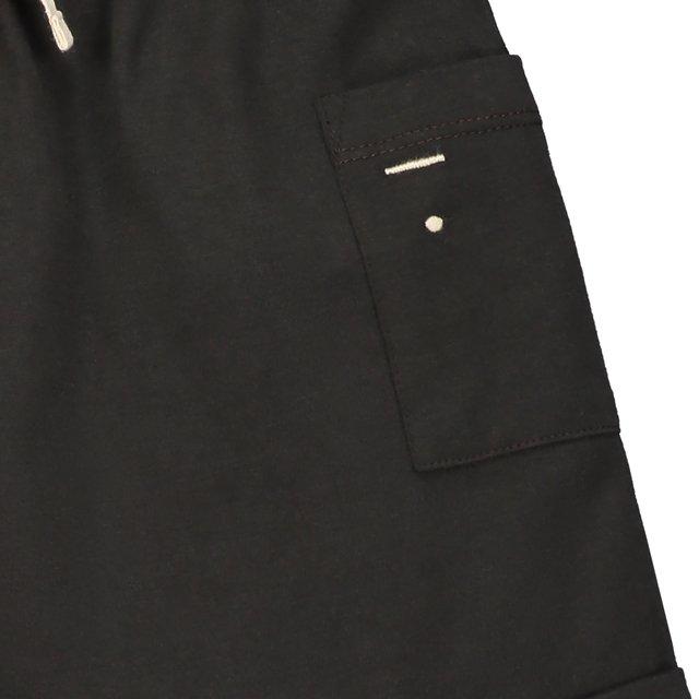 【SUMMER SALE 20%OFF】One Pocket Shorts Nearly Black img2