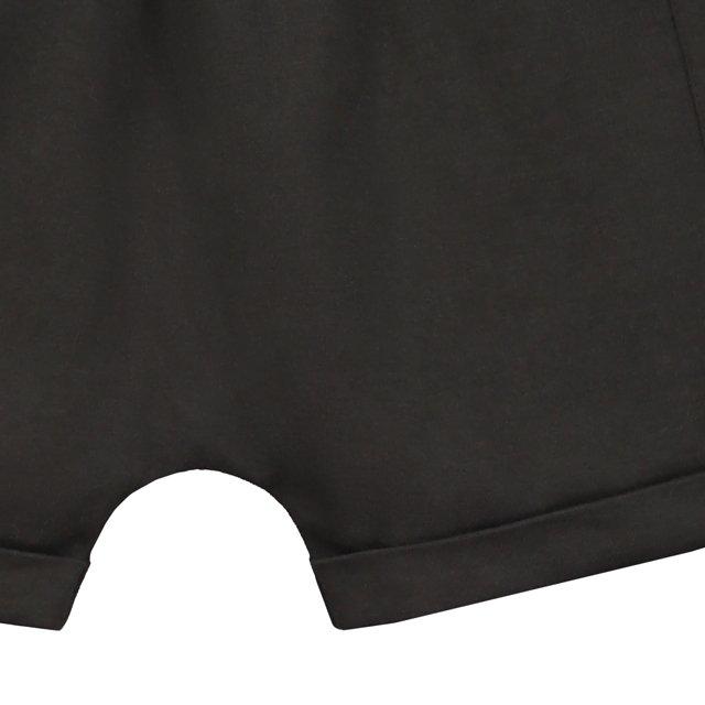 【SUMMER SALE 20%OFF】One Pocket Shorts Nearly Black img3