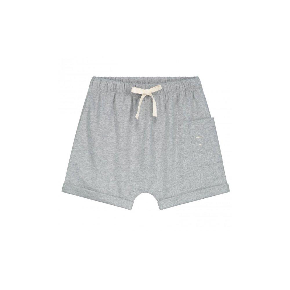 【NEW】One Pocket Shorts Grey Melange img
