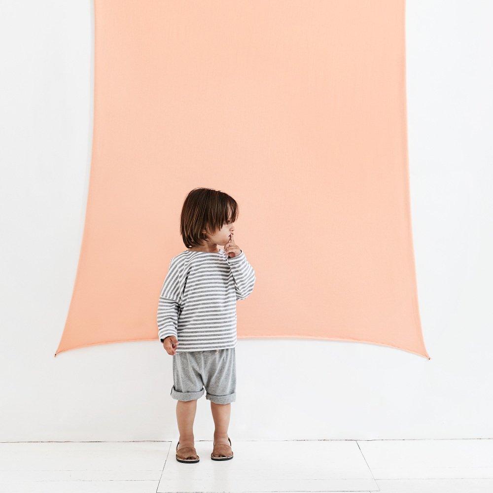 【NEW】One Pocket Shorts Grey Melange img3