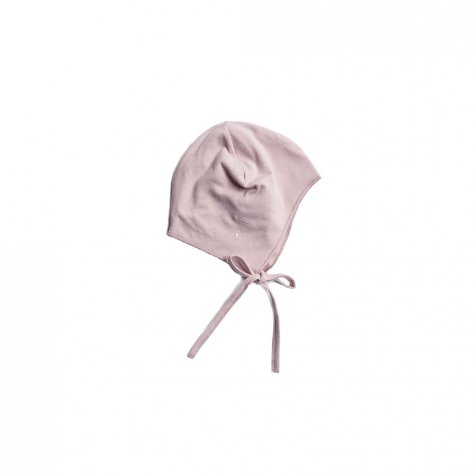 Baby Hat with Strings Vintage Pink