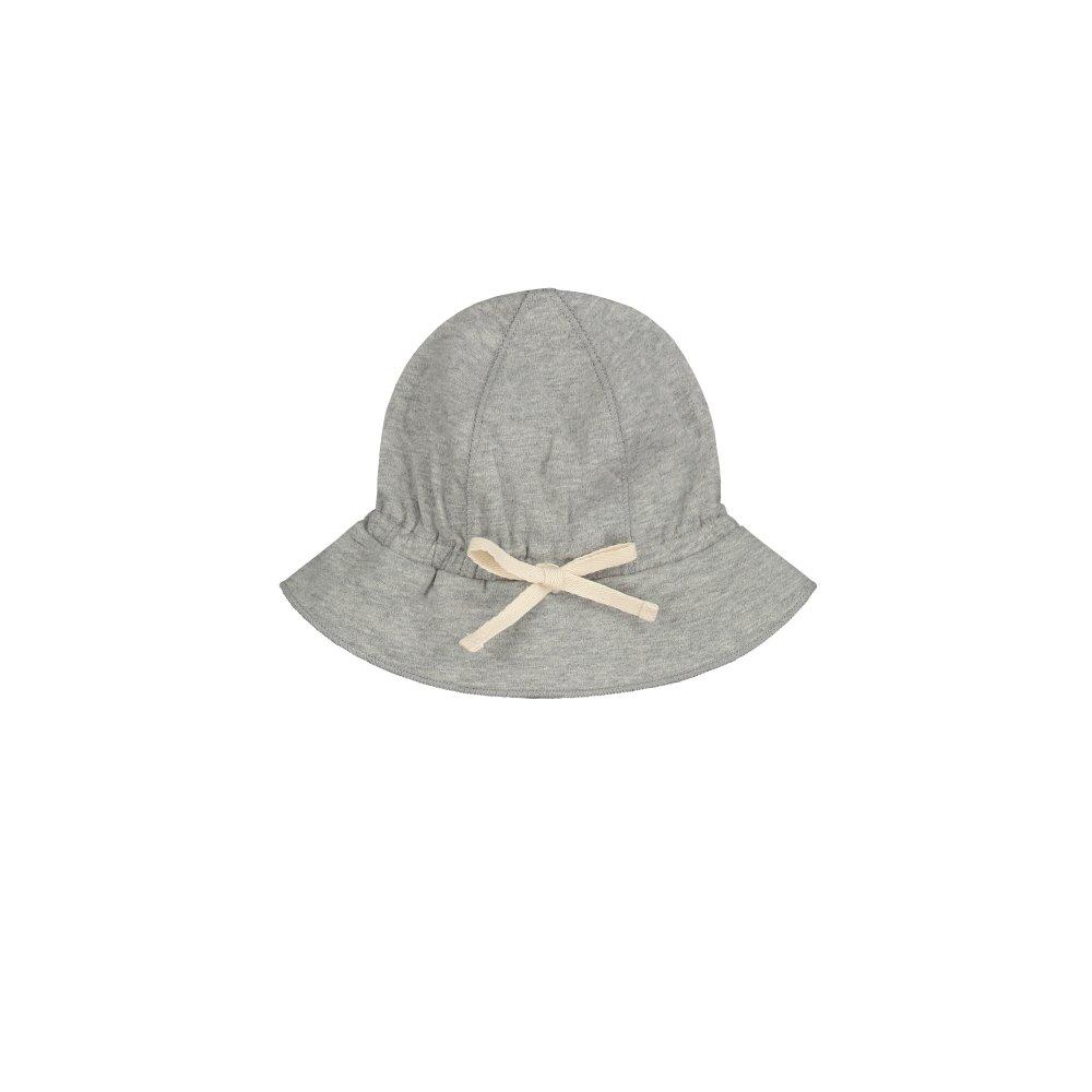 【NEW】Baby Sun Hat Grey Melange img