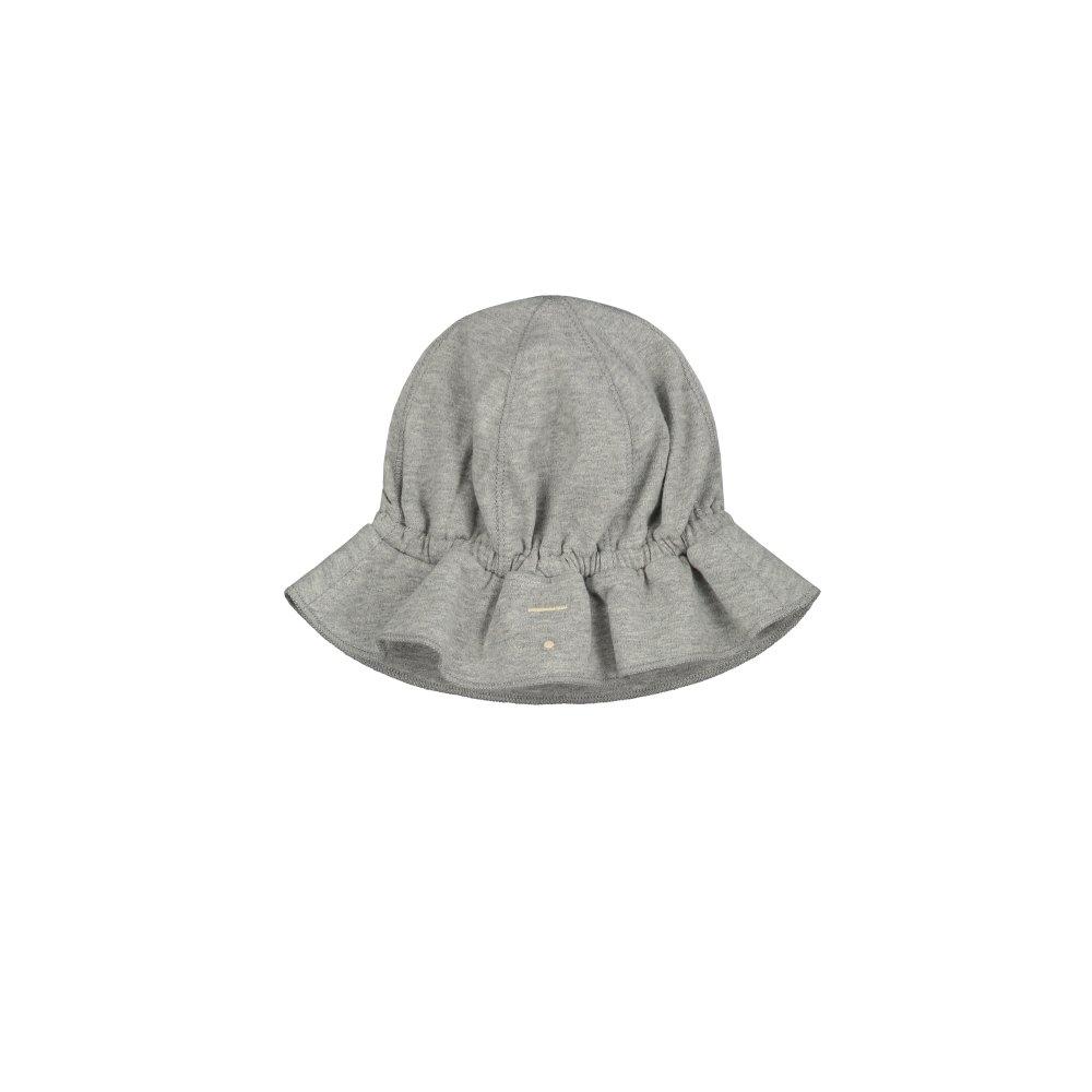 【NEW】Baby Sun Hat Grey Melange img1