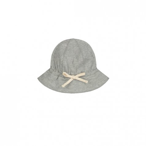 【NEW】Baby Sun Hat Grey Melange