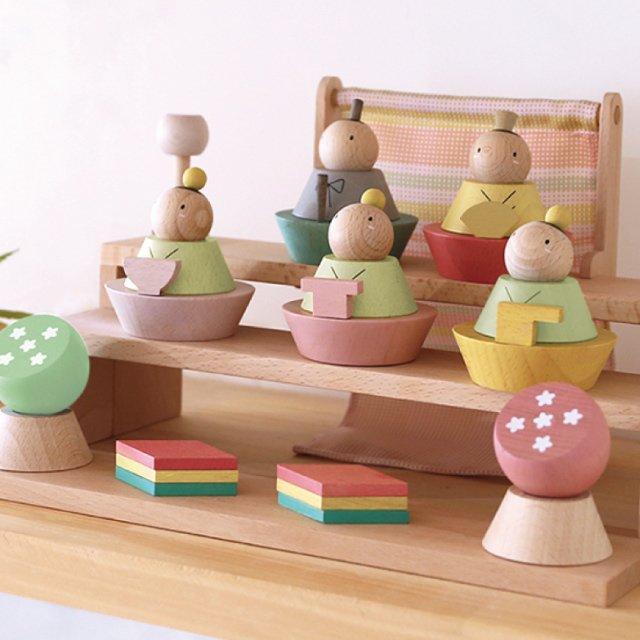 【お取り寄せ】hinaningyo(ひなにんぎょう)雛人形 img7